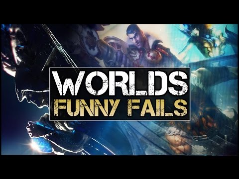 Worlds 2016 - Funny Fails Montage (League of Legends)