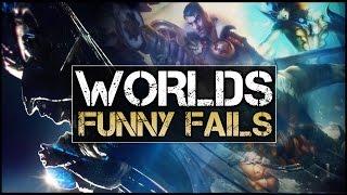 Worlds 2016 - Funny Fails Montage (League of Legends)
