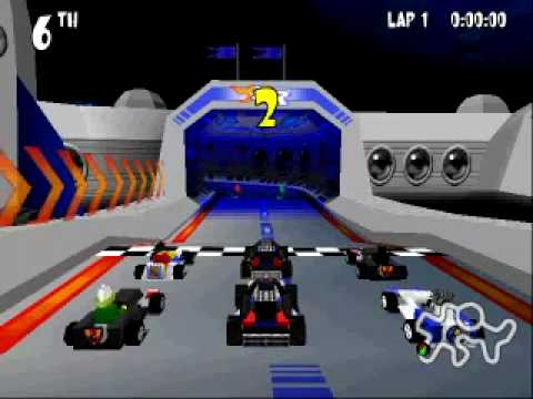 Lego Car Racing Games To Play
