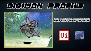 Digimon Profile: Salamon [BlackGatomon] | Digimon Masters Online