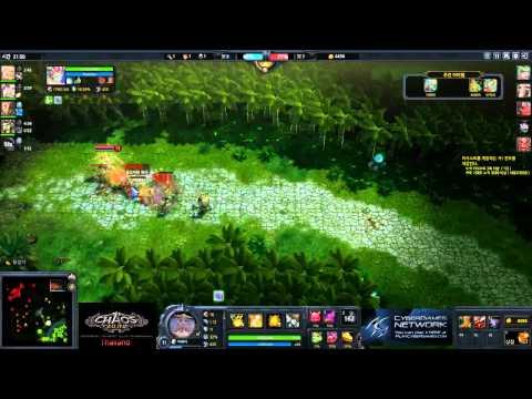 Chaos Online Gameplay, Irea