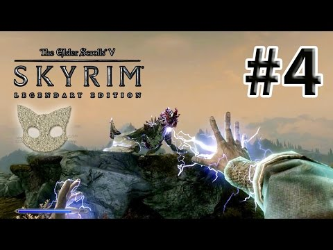 The Elder Scrolls V: Skyrim Legendary Edition, #4 ДраконЧИК)