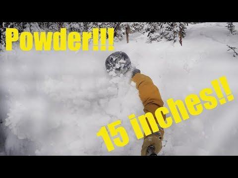 15 inch Powder Day!!! - Keystone Colorado- (Day 35, Season 2)