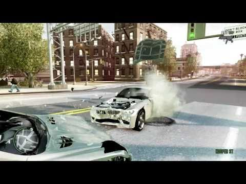 Watch [GTA 4] - 20 New Crash Tests. 20 Testów zderzeniowych. 2/2 HD