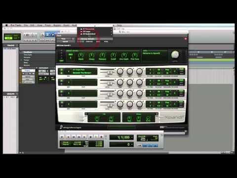 Pro Tools 9: Recording MIDI Instruments