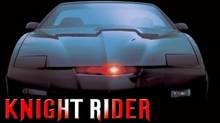 Knight Rider KITT from Comic-Con SDCC 2012 KARR Hot Wheels car exclusive by Blucollection