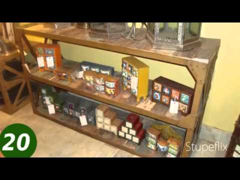 Rustieke meubelen van ijzer en hout oude industriele meubels youtube - Huizen van de wereldmeubelen tv ...