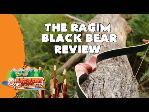 Ragim Black Bear Review by Merlin's Archery Adventures