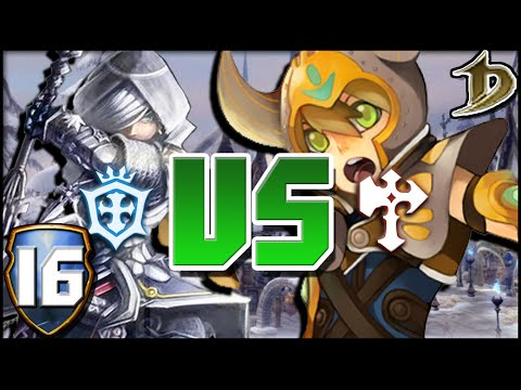 Dragon Nest - [PvP 16] - Crusader vs Destroyer (Super Lead)