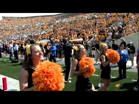 Inside the Iowa Spirit Squads Video