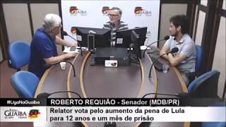 Requião x MBL na rádio Guaíba