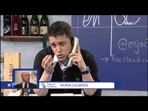 RAMON CALDERON: