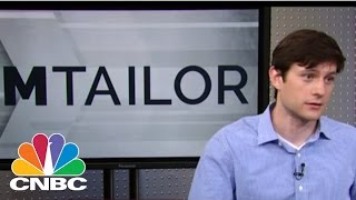 MTailor Co-Founder Miles Penn | Mad Money | CNBC