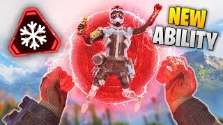 *NEW* FREEZE ABILITY!! - Best Apex Legends Funny Moments and Gameplay Ep 36