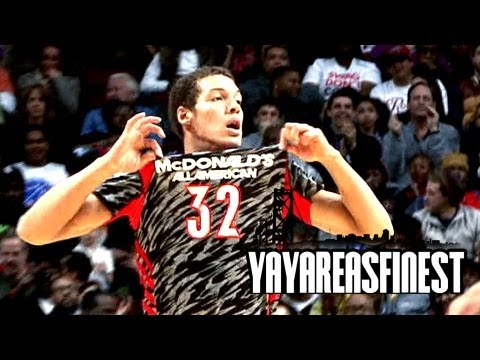 Arizona-Bound Aaron Gordon DOMINATES McDonald's All-American Week!!!