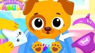 Fun Baby Care Kids Game - Cute & Tiny Superhero - Baby Care, Kitten Rescue Fun Games For Kids