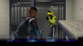 [GTA V] Wiet transport - Noway in de cel! - Politie Roleplay (GTA5 MP met Mods)