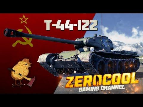 Т-44-122 СОВЕТСКАЯ МОЩЬ - War Thunder