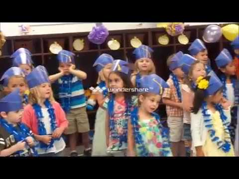 Lily Preschool Graduation Movie