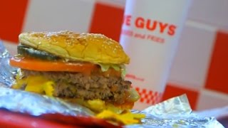 10 Things You May Not Know About Five Guys