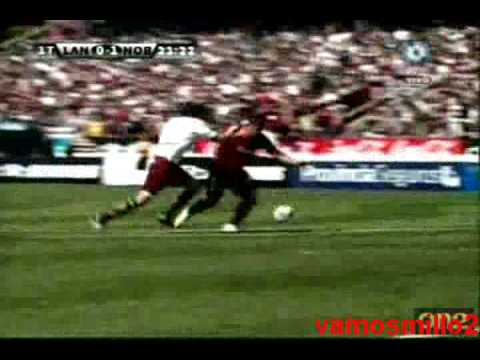 Lanus 0 Newells 2 - Torneo Apertura 2009
