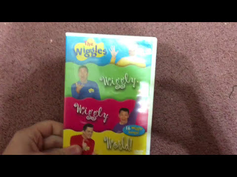 My Wiggles DVD Collection 2018 Edition