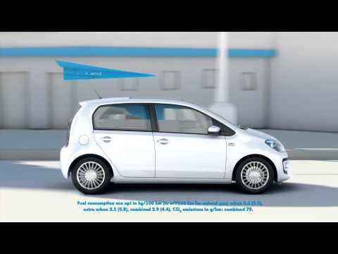 VW Eco Up! Промо