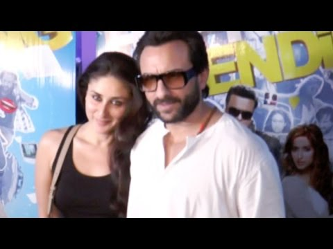 Saif Ali Khan's Gift To Kareena Kapoor Khan For Working In Happy Ending