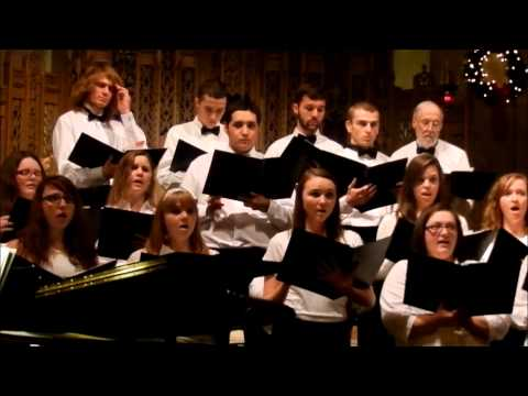 Black Hawk College Concert Choir - The Shepherds Sing