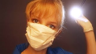 Dentist Visit for a Teeth Cleaning ASMR