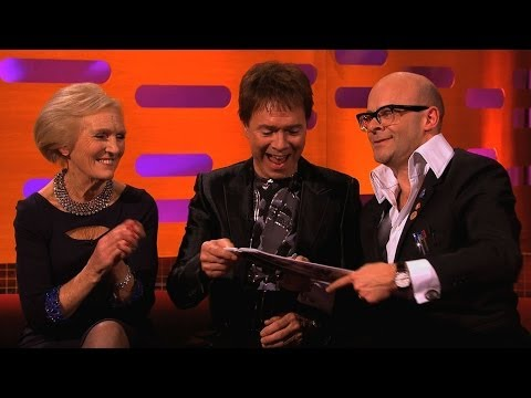 Graham reviews Cliff Richard's 2014 Calendar - The Graham Norton Show: Episode 8 - BBC One