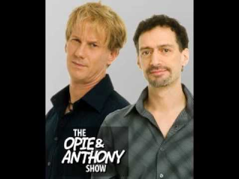 Opie & Anthony - Mickey, Amelia, & Spiegel (Day 1, Part 1)