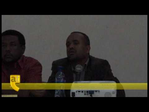 Discussion On Ethiopia's Current Political Sphere (Part Two)