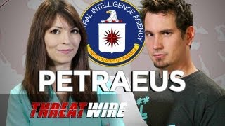 CIA Director David Petraeus / Email Privacy Laws Today and More! - Threat Wire