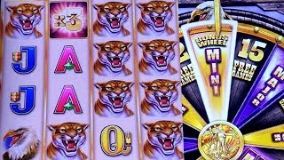 Buffalo Grand Slot Max Bet Bonuses & BIG WIN   Live Aristocrat Slot Play   GREAT SESSION