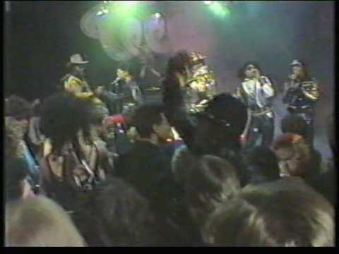 Grandmaster Melle Mel & The Furious Five - Jesse Live
