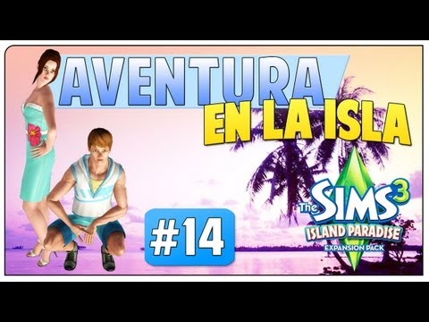 Los Sims 3 Aventura en la Isla   Parte 14: Ñiqui ñiqui on the beach
