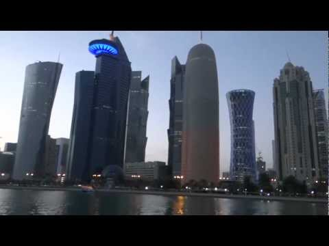 Doha, Qatar - Downtown and Dhow Cruise HD (2013)