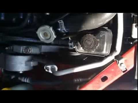 How To Replace a Serpentine Belt in Dodge Neon 2005  in a Few Minutes