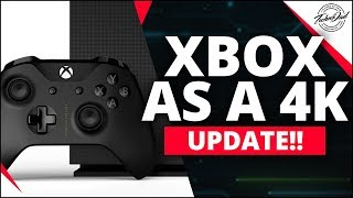 Xbox One X/S as 4K Player Update!