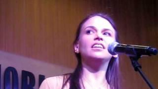 Watch Sutton Foster Sunshine On My Shoulders video