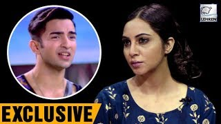 Arshi Khan Reacts To Negative Comments On Rohit Suchanti | Exclusive
