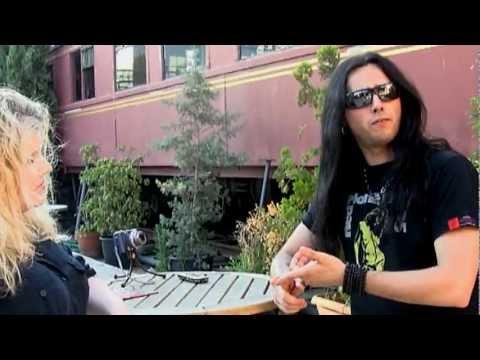 GUS G - interview @ Mylos - Thessaloniki 18.07.2012