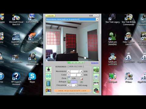 TecnoAyuda Safe4cam : Sistema Multi-Alarma para Identificar Zonas en Peligro