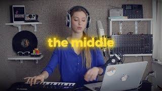 Download Lagu The Middle - Zedd | Romy Wave cover Gratis STAFABAND