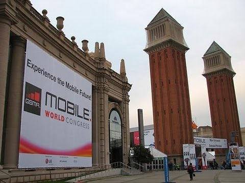 MOBILE WORLD CONGRESS 2013 FIRST VIDEO FROM BARCELONA! (Samsung,Huawei,Nokia,Lg....& more!)