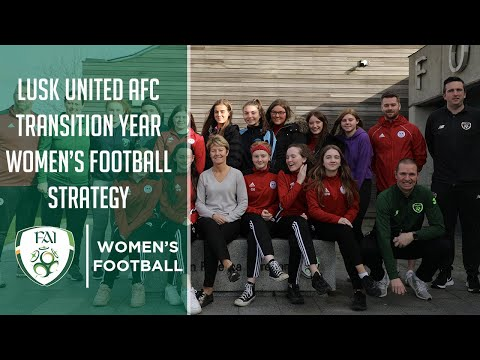Lusk United/FAI Transition Year Programme