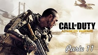 Call of Duty Advanced Warfare Walkthrough - Parte 11 - Español