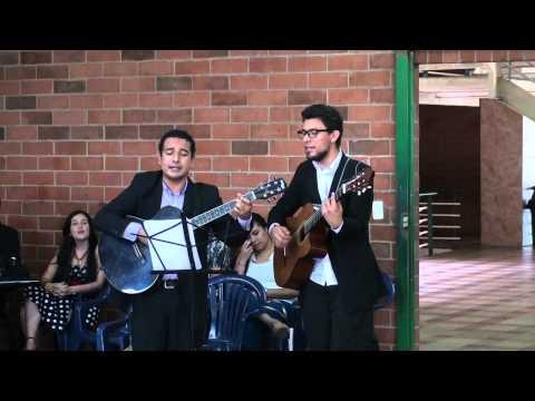 Presentación Música Andina - Ceremonia de Graduación - Colegio San Cayetano Cali