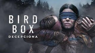 BIRD BOX PODIA SER BOM... 😫🐦 (Original Netflix, 2018) | Crítica sem Spoilers